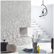 Интериорна декорация с декоративен камък: функции, снимка-2
