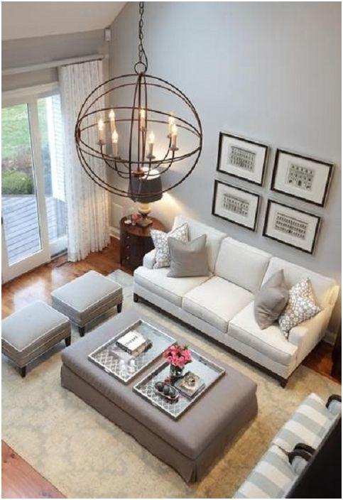 Szoba fogadó vendégek számára, szürke színekben, nagyon kellemes, családias légkörben.