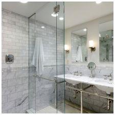 Сиви плочки в банята: функции, снимка-1