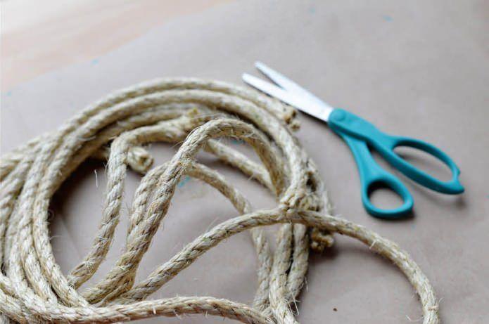 Направи си оригинални висящи рафтове