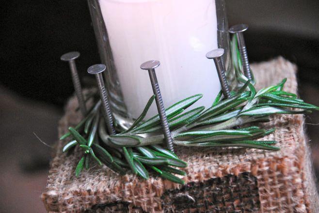декор за свещи
