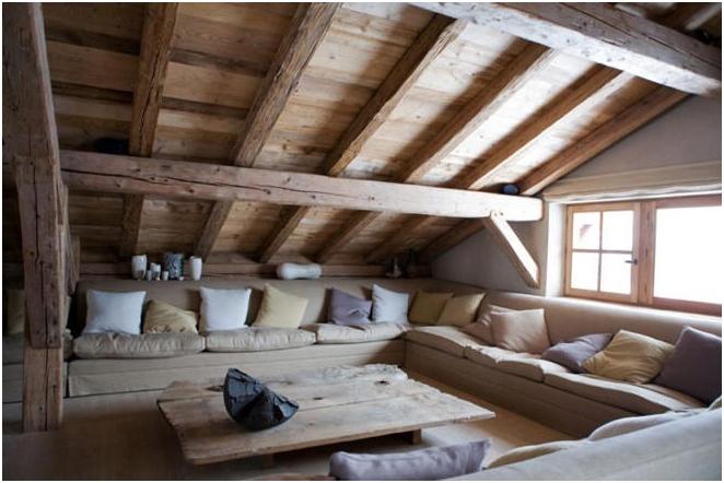 Cechy konstrukcyjne w stylu domku