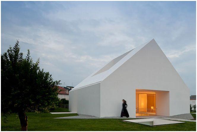 Минимализъм в архитектурата