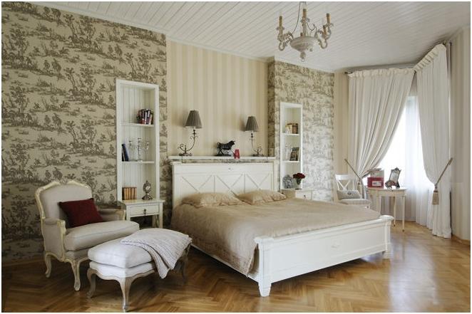 Снимка на дизайн в Прованс