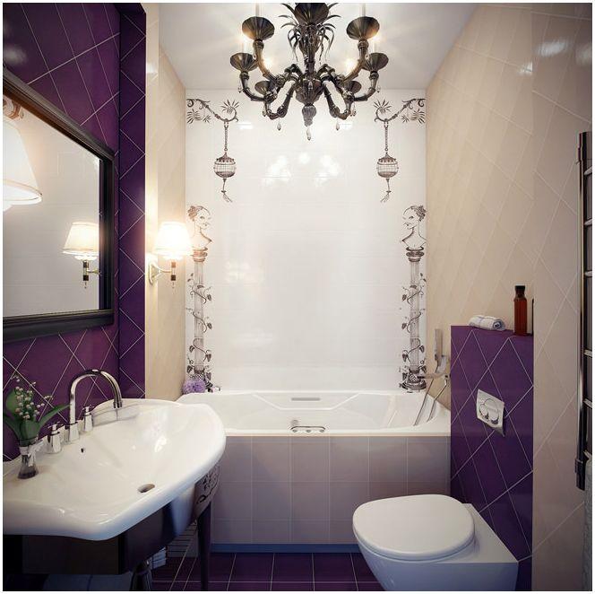 светлина в банята