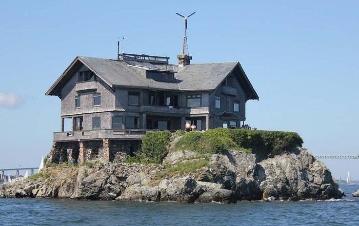 Клингстоун е дом, построен от Джоузеф Лоуринг Уартън.
