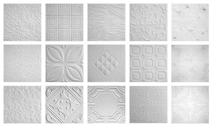 Опции за дизайн на таван от стиропор