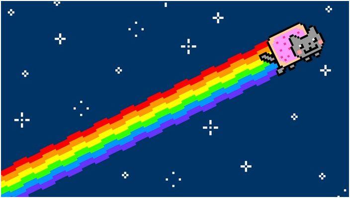 Nyan Cat - майсторът