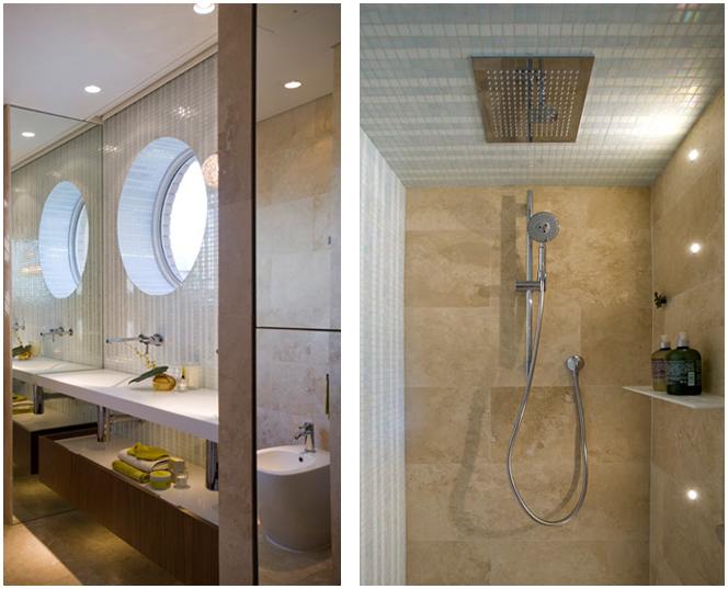 przykłady projektowania łazienek