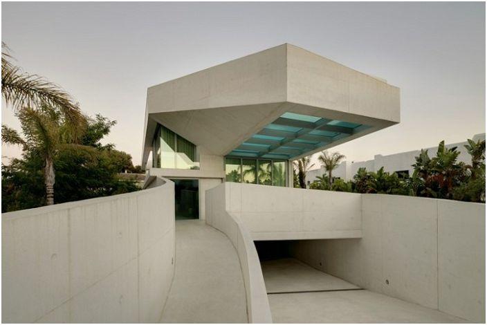 Прекрасен проект за къща в Испания.