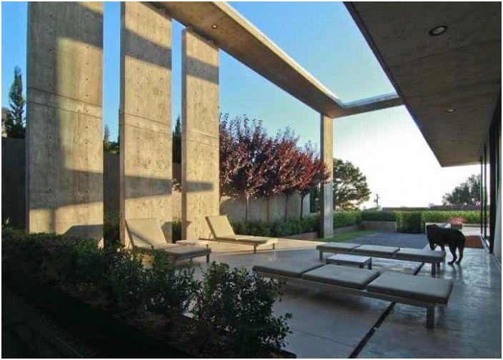 Архитектурен шедьовър - вила в Калифорния.