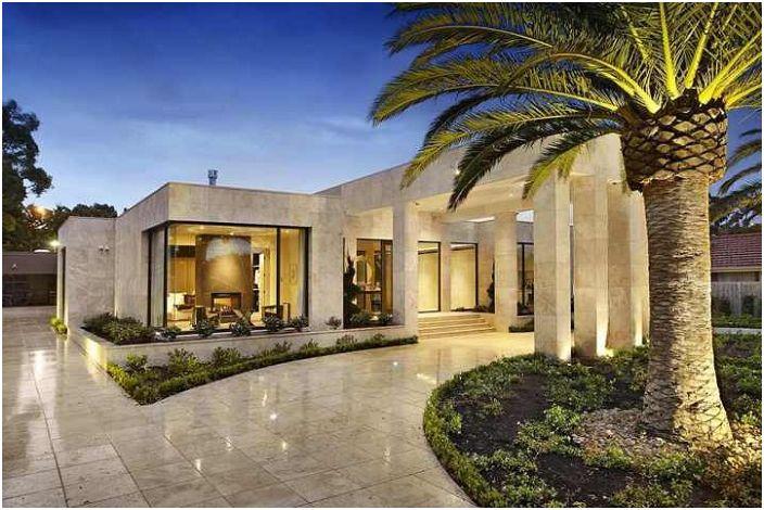 Каменна къща Сан Висенте.