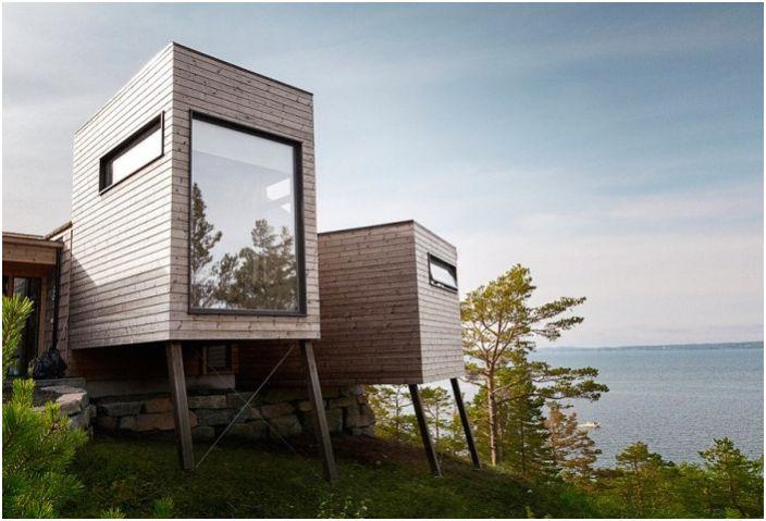 Ваканционен дом в Норвегия.