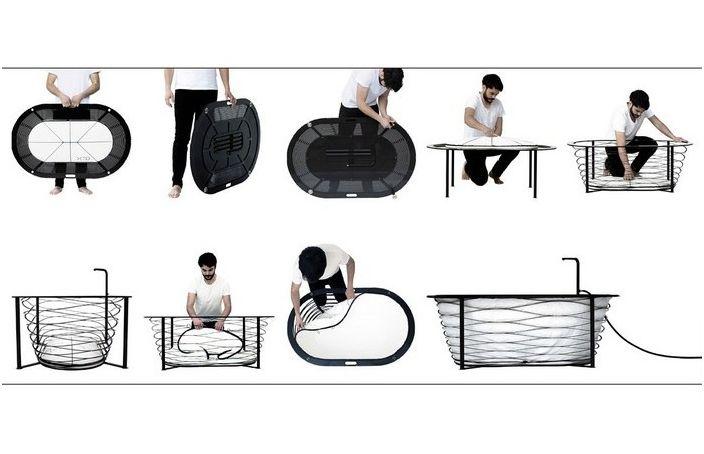 Стъпки за сглобяване на вана XTEND