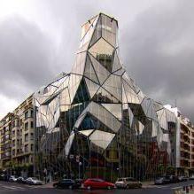 Разтворете се в пейзажа: 8 сгради с огледални фасади-8