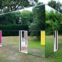 Разтворете се в пейзажа: 8 сгради с огледални фасади - 16