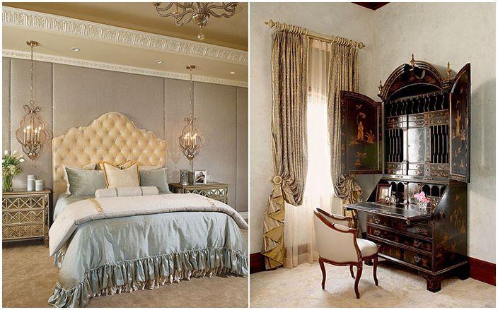 Luksus i przepych minionych epok we wnętrzu: 25 wiktoriańskich sypialni