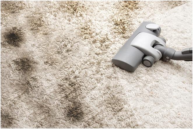 начини за почистване на килими