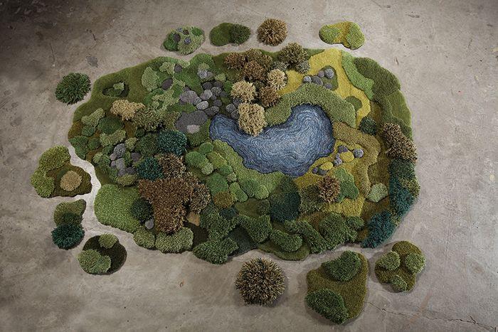 Най-реалистичните килими в света