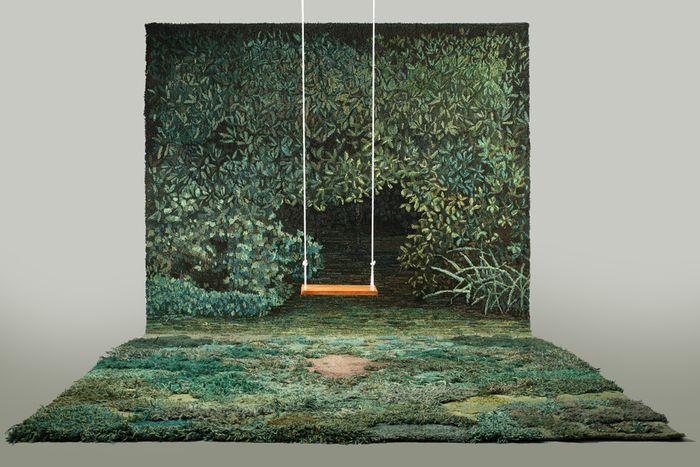 Необичаен дизайн на килими