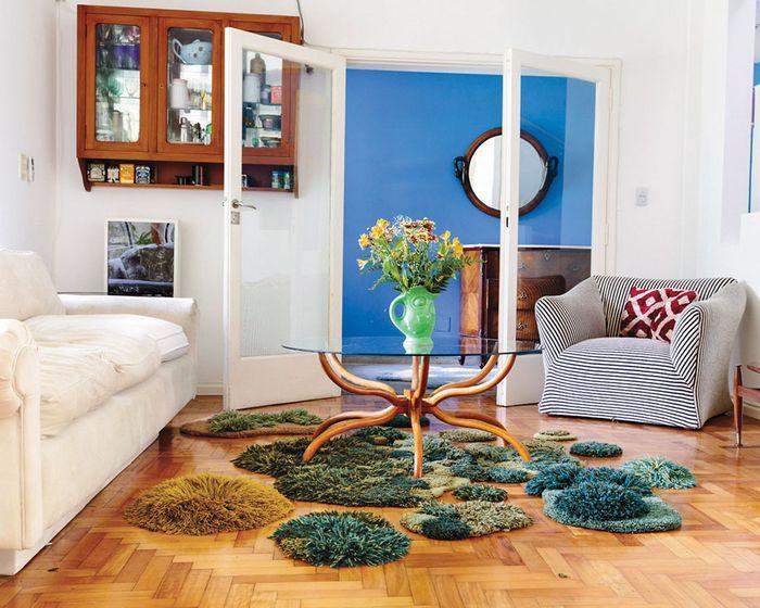 Сладки пролетни килими