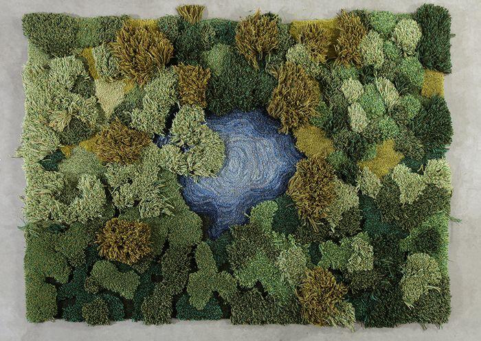 Невероятно реалистичен килим