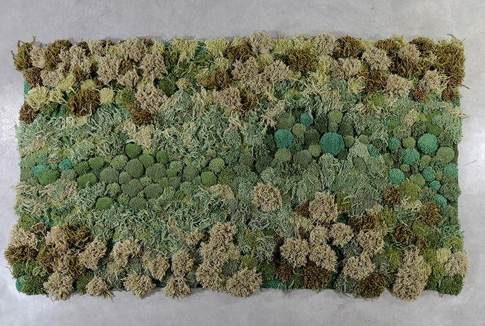 отнема около няколко месеца, за да се направи един килим