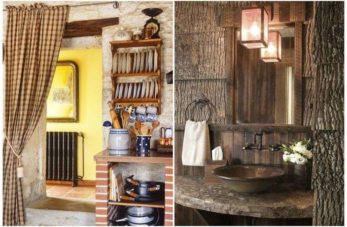 A legkényelmesebb stílusú belső terek, amelyek meleget tölthetnek minden otthonban