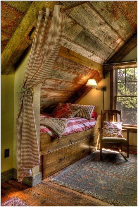 Селска спалня