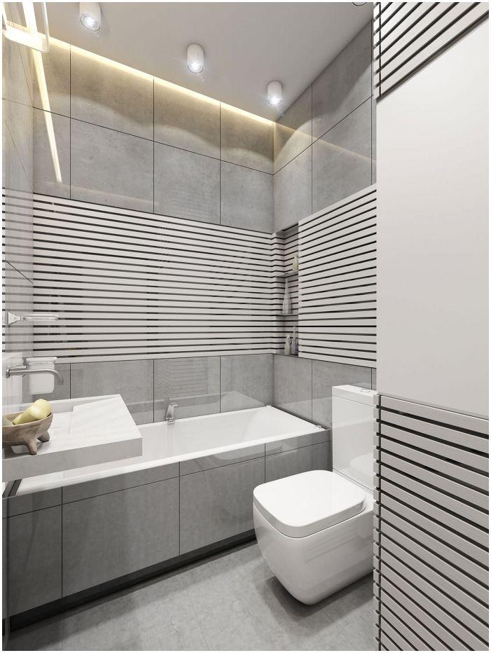 сиви плочки в банята