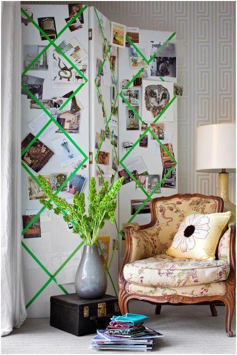 Käytännöllinen ja koristeellinen huonekalu