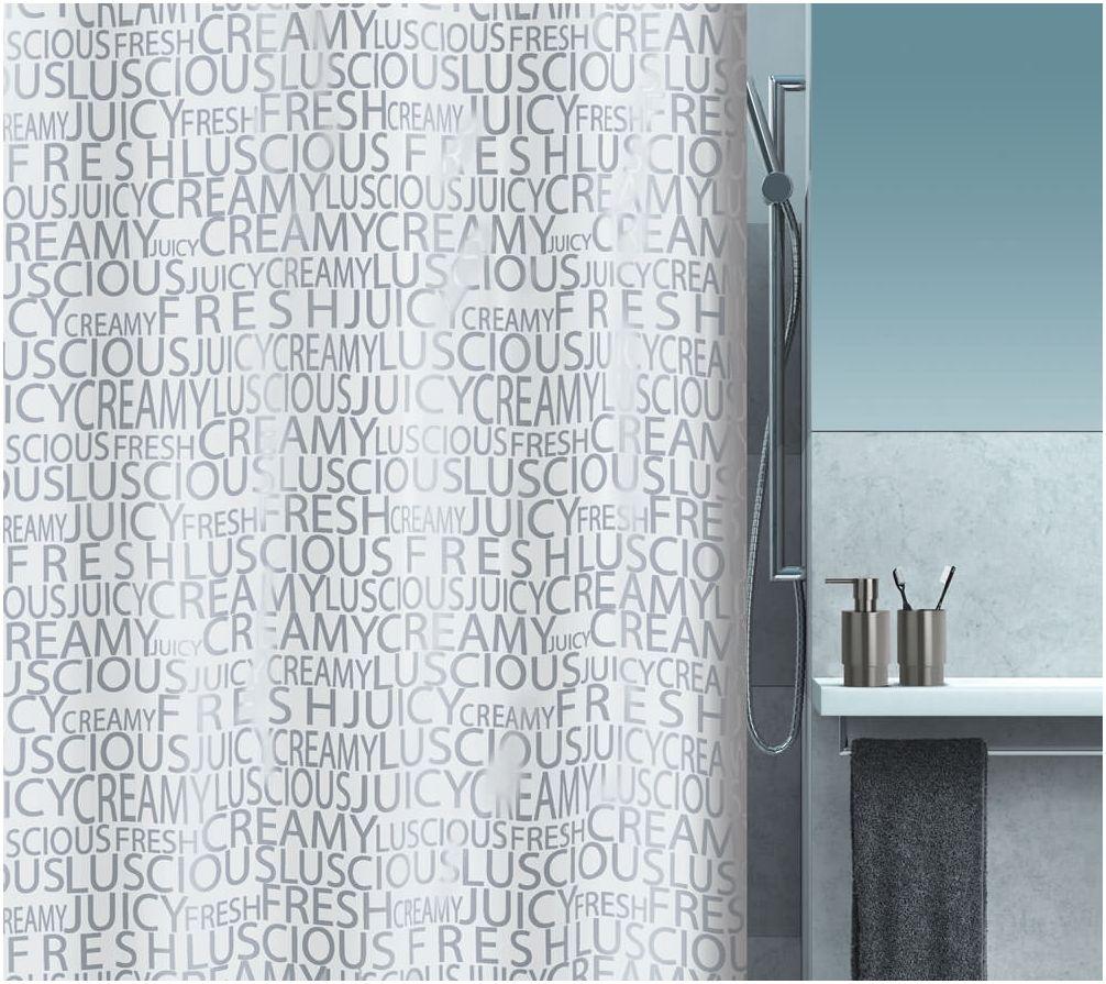 zasłona prysznicowa Spirella