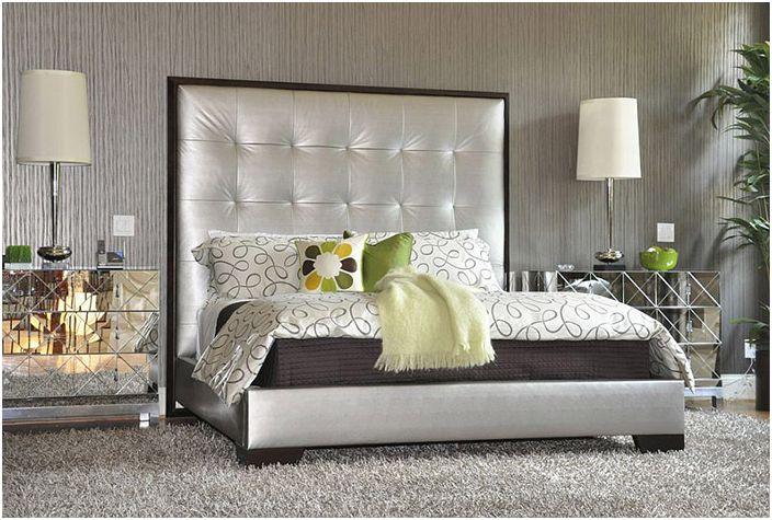 Интериор на спалнята от Симоне Алиса