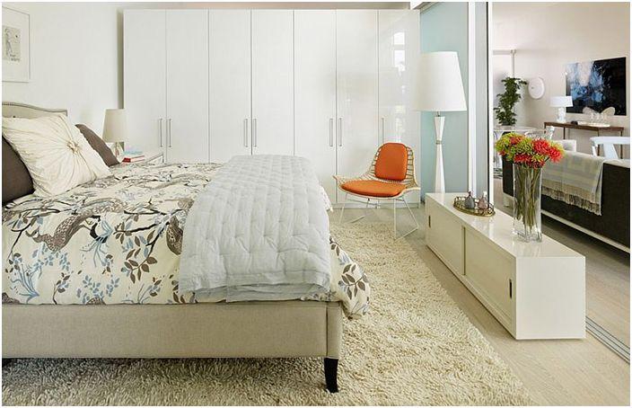 Интериор на спалнята от Incorporated