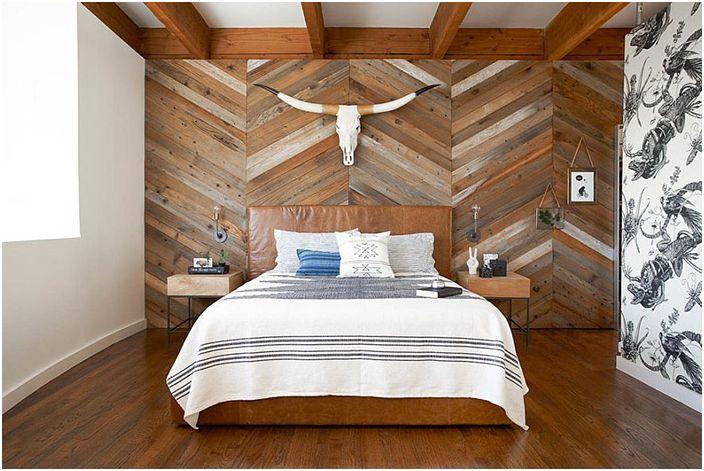 Интериор на спалнята от Studio Revolution