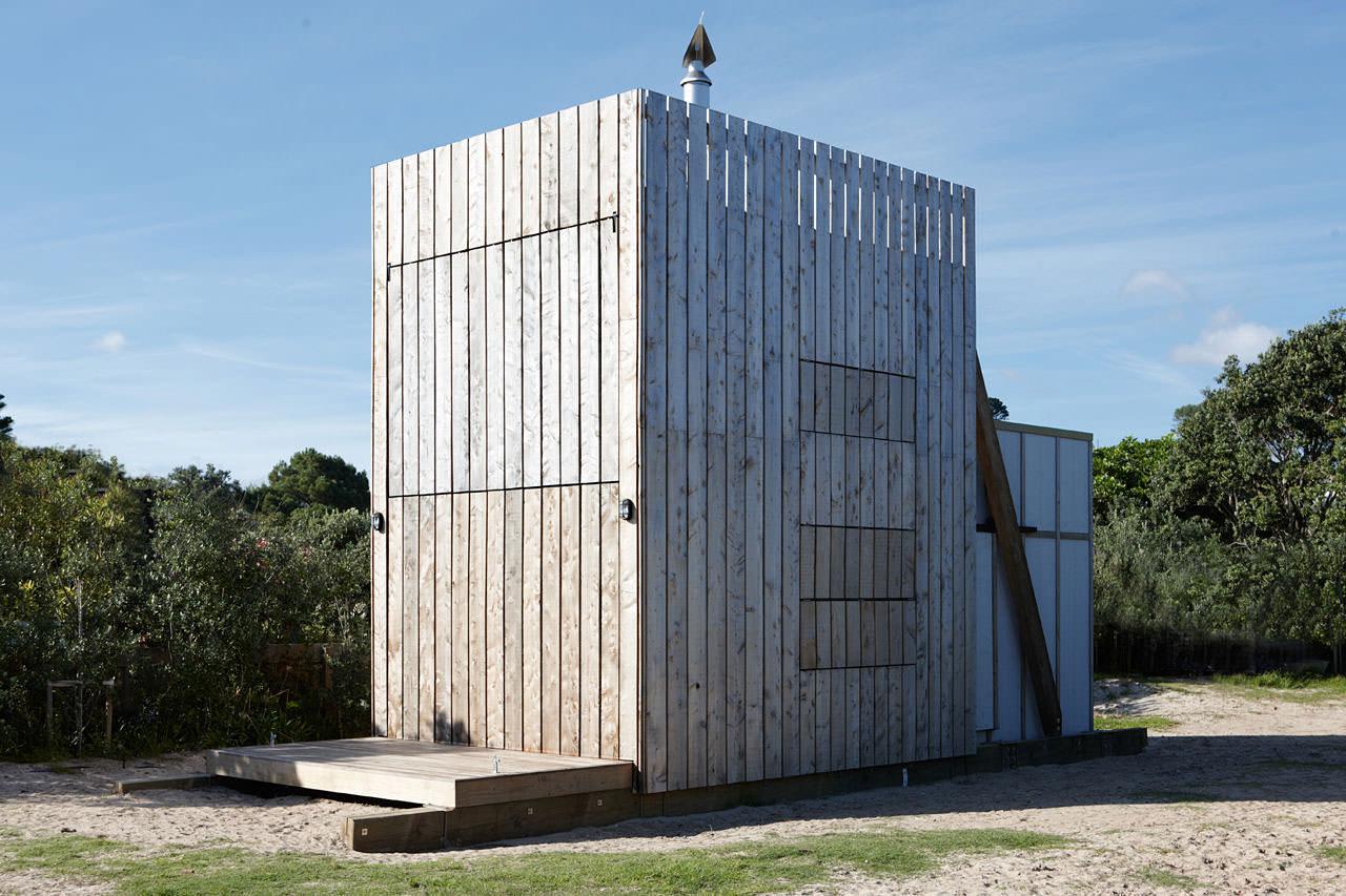 модерна малка къща