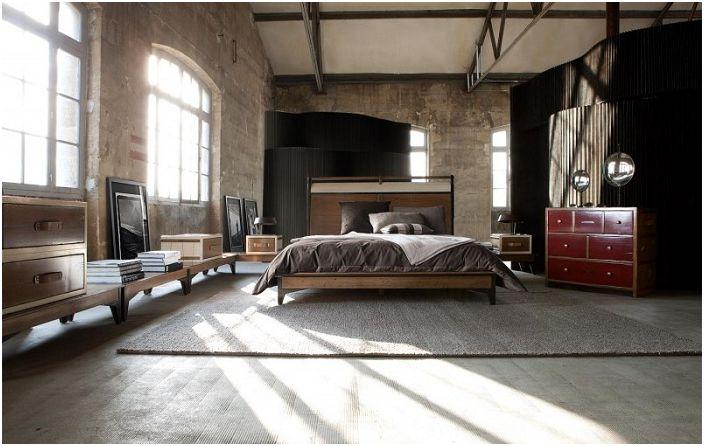 Шикозен дизайн на стаята, който разширява хоризонтите на възприятие.