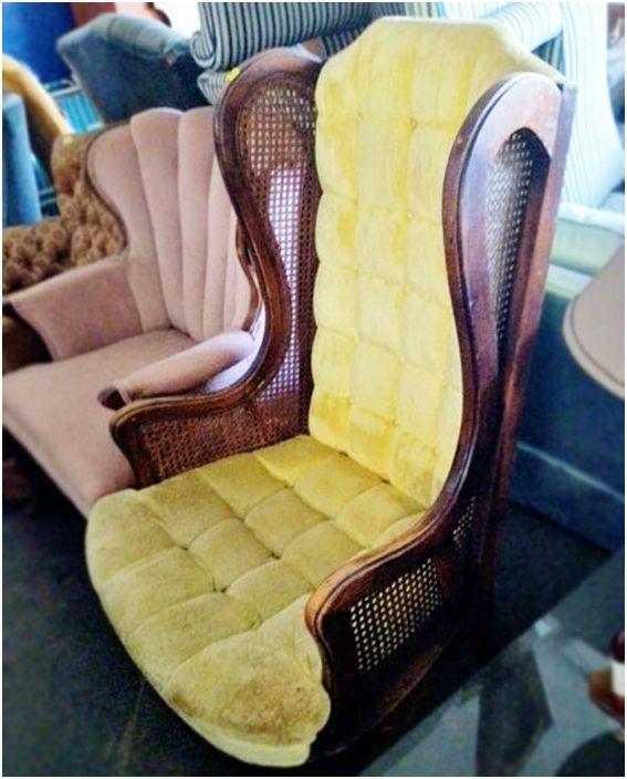 Nudny fotel