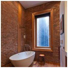 Лофт стил в банята-1