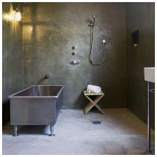 Лофт стил в банята-2