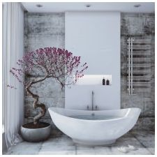 Лофт стил в банята-6
