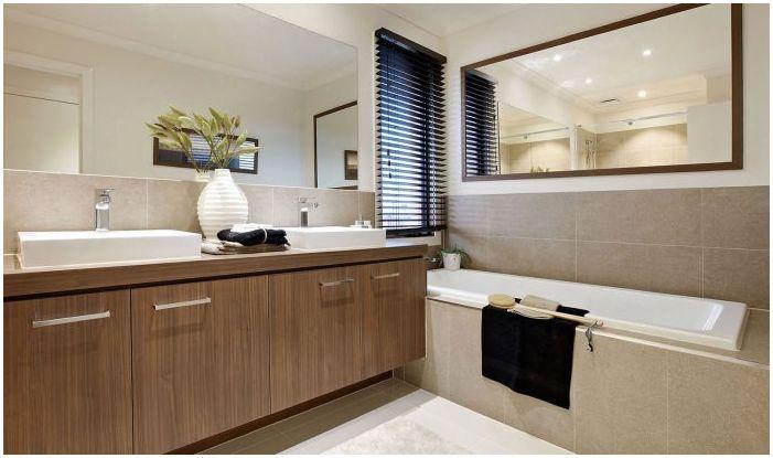 Styl minimalizmu w łazience
