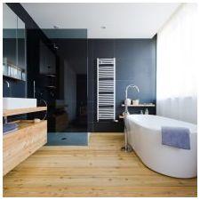 Стиль минимализм в ванной комнате: особенности, фото-1