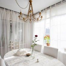 Стиль прованс в интерьере дома под Выборгом-13