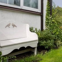 Styl prowansalski we wnętrzu domu w pobliżu Wyborga-3