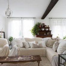 Стиль прованс в интерьере дома под Выборгом-7