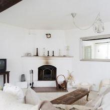 Стиль прованс в интерьере дома под Выборгом-9