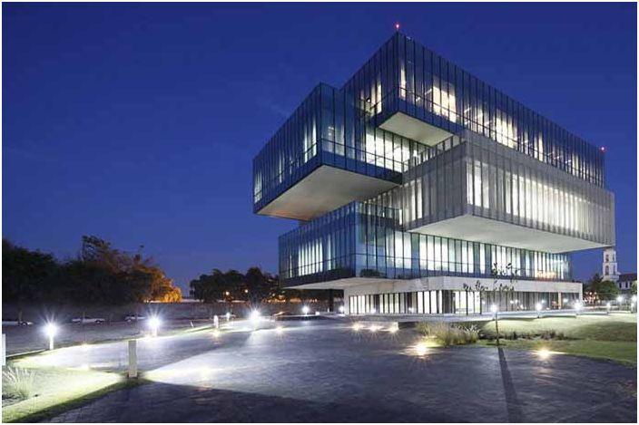 Биотехнологичен парк в Мексико Сити