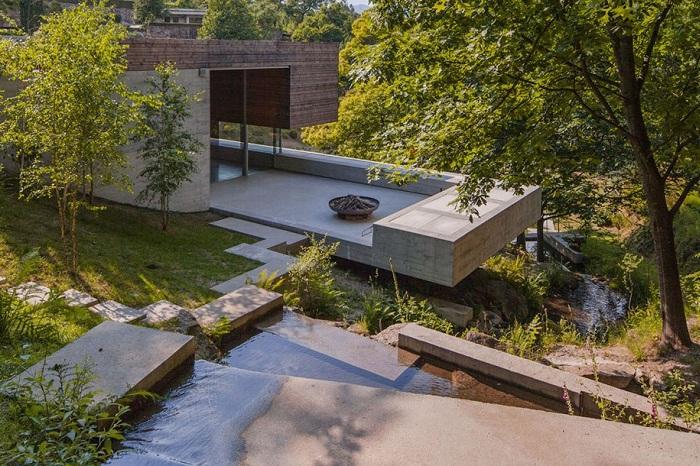 Къща Герес е минималистична къща.