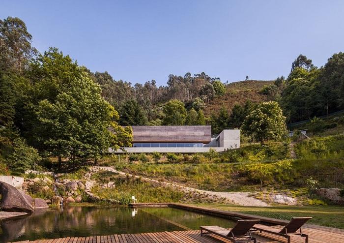 Projekt architektoniczny pracowni Carvalho Araujo.